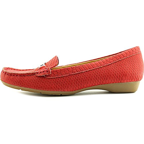 Naturalizer Gadget Synthétique Mocassin red