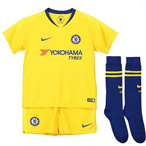Nike 2018-2019 Chelsea Away Little Boys Mini Kit