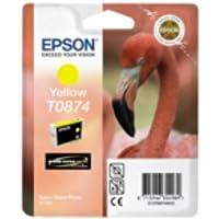 Epson C13T08744010–Stylus photo UC R1900HG 13ml-giallo