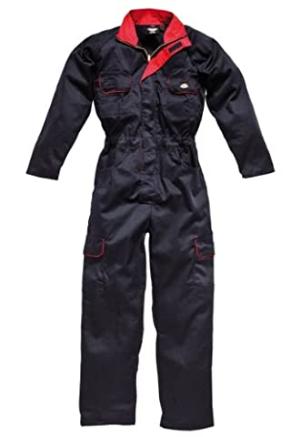 Dickies Ladies Coverall Navy Blue Size 10