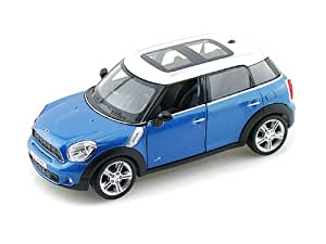 Mini Cooper S Countryman 1/36 Blue