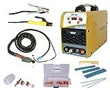 Aktion WELDINGER EPS 180 Elektrodenschweißgerät/Plasmaschneider + CUT Set 1 + Elektrodensortiment