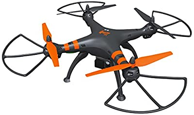 Two Dots tdft0022 Drone with Camera, Black from TwoDots Technology