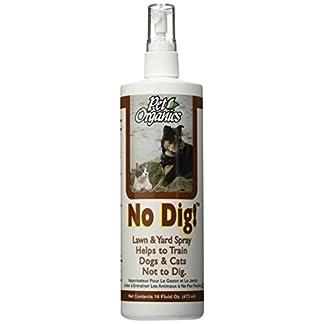 NaturVet Pet Organics No Dig Lawn and Yard Spray, 473 ml 41juBSqr 2BSL