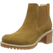 Suchergebnis auf für: chelsea boots damen braun