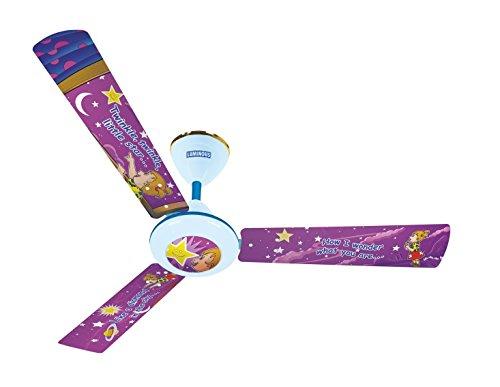 Luminous Play Twinkle Twinkle Nursery Rhyme 1200mm 70-Watt Ceiling Fan