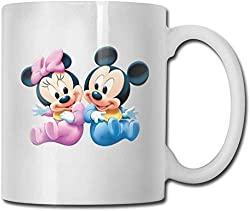 Cartoon-Bild 11oz Tee-Schalen-Kaffeetasse