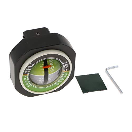 Homyl Auto-Winkelsucher Neigungsanzeige Gradient Balancer Clinometer Slope Meter