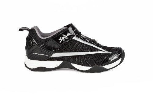 Exustar Zapatillas MTB Trekking Reflectante De Mujer Color negro/rosa/blanco E-SM802 (37 EUR) N6CVwT
