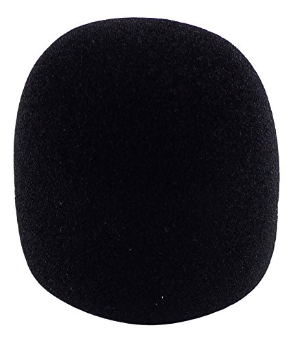 Woodbrass WS02 Bonnette pour Microphone en mousse No