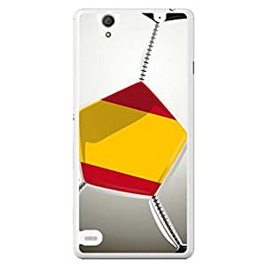 a AND b Designer Printed Mobile Back Cover / Back Case For Sony Xperia C4 (SONY_C4_205)