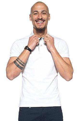 gant-polo-homme-blanc-bianco-xxxx-l