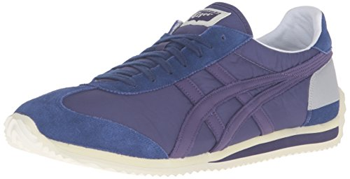 Onitsuka Tiger by Asics California 78 Vin Synthetik Turnschuhe Blue Print/Parachute Purple