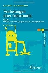 Vorlesungen über Informatik 2: Objektorientiertes Programmieren und Algorithmen