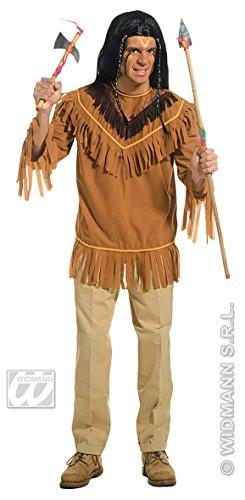 WIDMANN Indianer-Kostüm groß für Wild West Cowboy-Kostüm