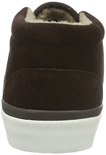 Element Preston Herren Sneakers, Baskets Basses Homme Marron - Braun (138 Walnut)