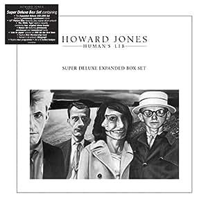Human'S Lib/Deluxe Box Set