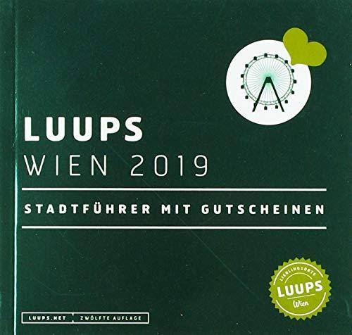 LUUPS Wien 2019: Stadtführer mit Gutscheinen