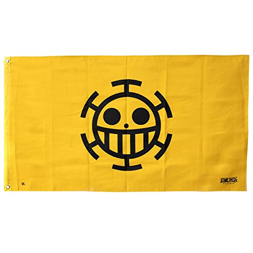 Bandera de One Piece - Trafalgar Law