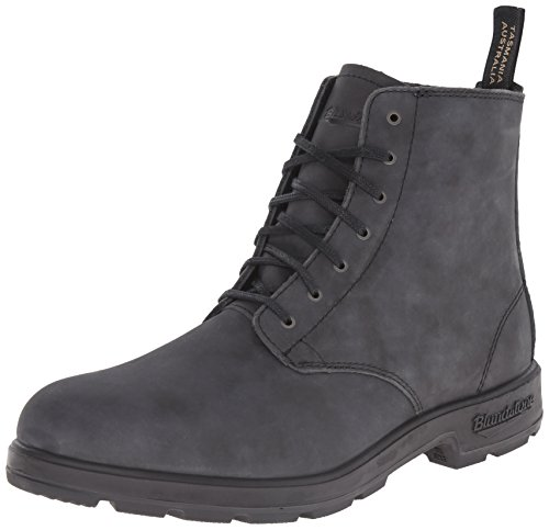 blundstone-classic-lace-up-nubuck-unisex-adults-ankle-boots-black-black-7-uk-40-eu