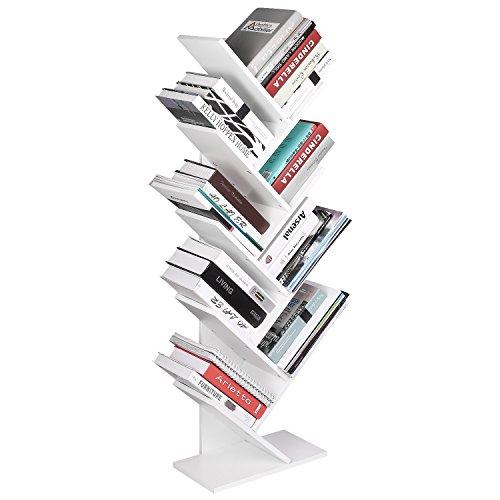 HOMFA Bücherregal/ Raumteiler - 5