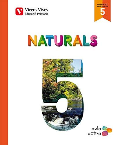 Naturals 5 Valencia (aula Activa) - 9788468224374