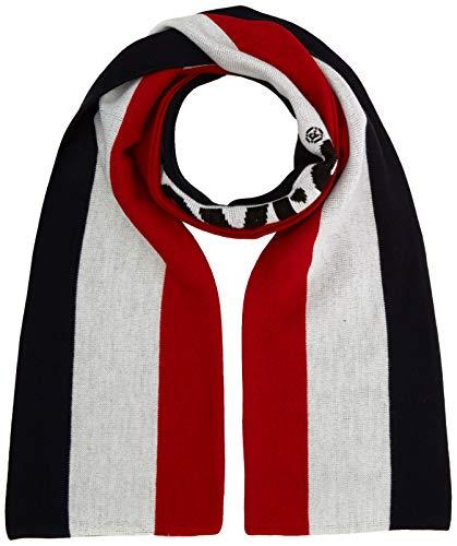 Levi's Herren Sportswear Logo Scarf Schal, Blau (Navy Blue 17), One size (Herstellergröße: UN) -