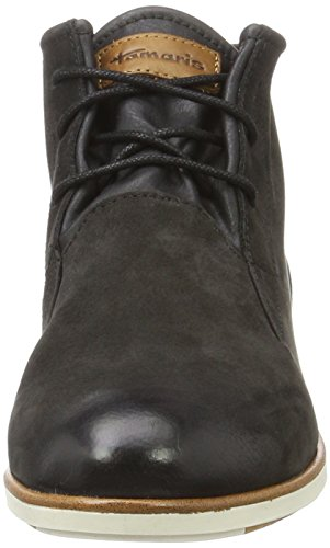 Tamaris Damen 25101 Chukka Boots Schwarz (Black 001)