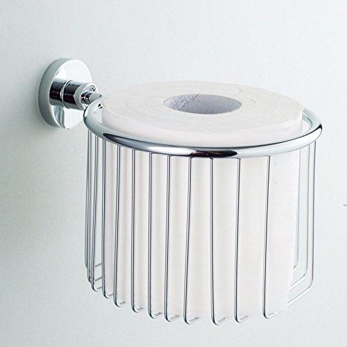 MDRW-Toilette Zubehör Serviette HalterEdelstahl Bad Handtuch Papier Winder Hand Fach Wc Papier Handtuch Rohr Wasserdicht Toilettenpapier Toilettenpapier Halter (Rohr Winder)