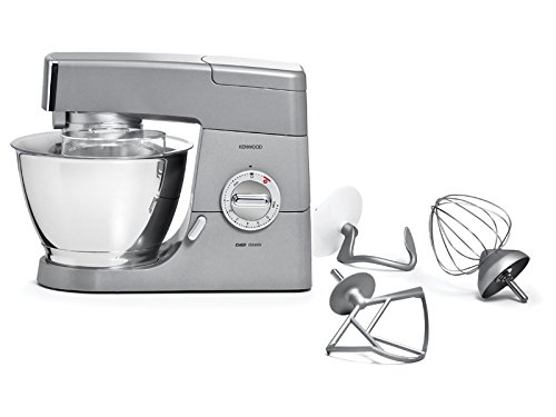 Kenwood Chef Classic KM331 4.6 Litre kitchen machine, 800 Watt, Silver