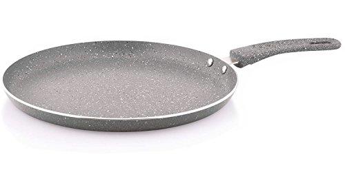 Nirlon Induction Marble Tawa Non Stick for Dosa, Roti & Paratha - Grey Colour at amazon