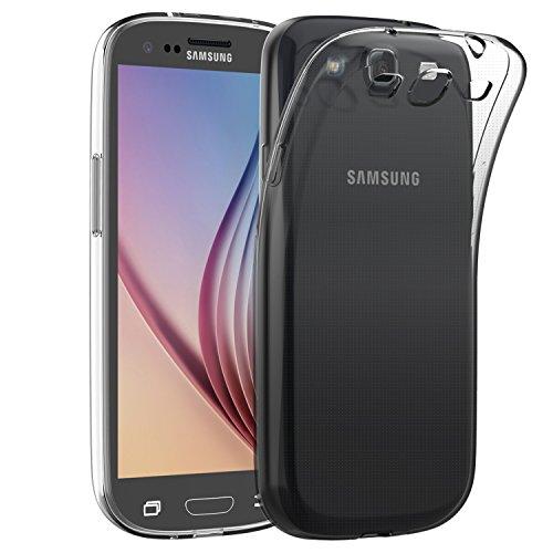 JETech Samsung Galaxy S3 Coque de Protection Case Housse Etui Programmable Effacer Shock Absorption Bumper pour Samsung Galaxy S3