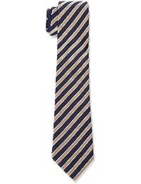 Tommy Hilfiger Tailored Herren Krawatte Tie 7CM TTSSTP18102, Braun (202), One Size