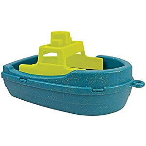 Anbac Motorboat (Azul/Amarillo)