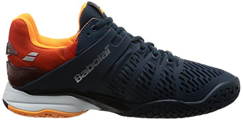 Babolat Propulse Fury All Court, Sneakers basses homme Gris, orange