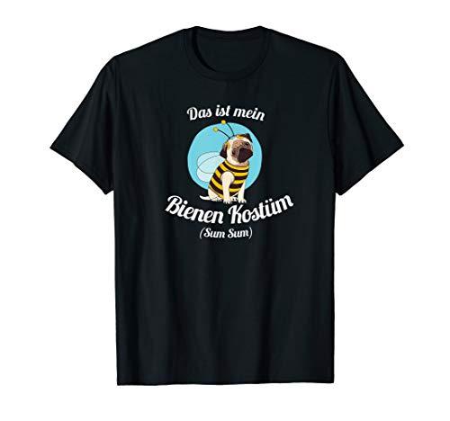 Mein Bienen-Kostüm, Lustiges T-Shirt, Niedlicher Hund so - Niedliche Und Lustige Kostüm