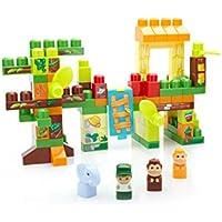 Mega Bloks Jungle Fun Tub **Exclusively on Sunday Electronics**