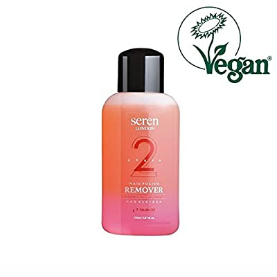 Seren London Vegan Regenerating & Strengthening Acetone Free Nail Polish Remover 150ml