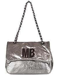 bb2b15d55f Amazon.it: Mio - Nero / Borse a spalla / Donna: Scarpe e borse