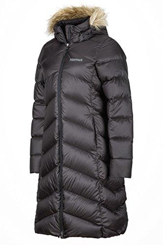 Marmot Damen Wm's Montreaux Coat Daunenmantel , Schwarz (Black), M - 3