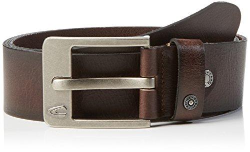 Camel Active Herren 9B62 Gürtel, Braun (Brown 20), 100 cm (Herstellergröße: L)