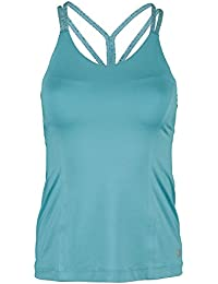 Wilson W Double Strap Tank Water - Camiseta para mujer