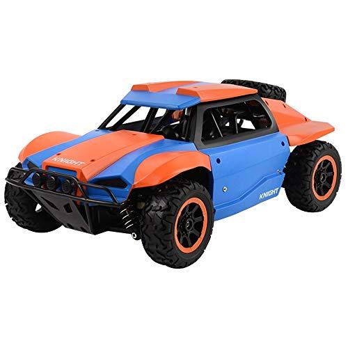 Kikioo Verbessertes Hochgeschwindigkeitsfernsteuerungsauto Große Fahrzeuggröße 4WD Hochgeschwindigkeitsfahrzeug 25 km/h Fernsteuerung RTR Racing Monster Truck Biest Kurzkurs Hobby Spielzeug Fahrzeug
