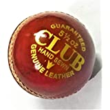 Deeam Pack of 1 Club Leather Ball