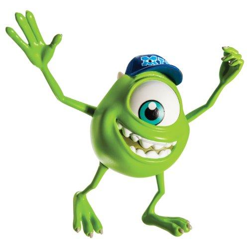 Monster AG Mike Student - bewegliche Figur aus Monster University