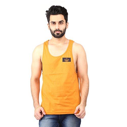 Nostrum-Jeans-Mens-Orange-Round-Neck-Sando-Vest