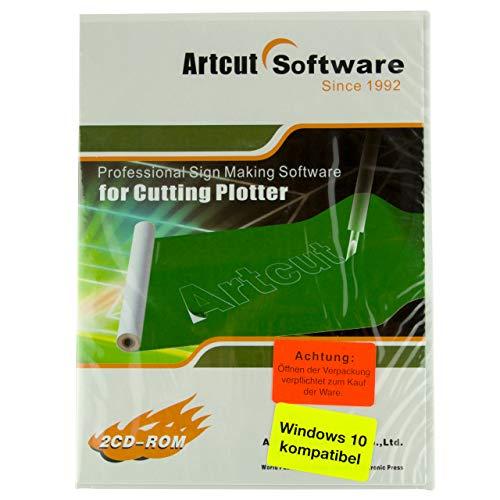 Artcut 2009 Pro Schneidesoftware Vollversion für Plotter Schneideplotter Plotter-software