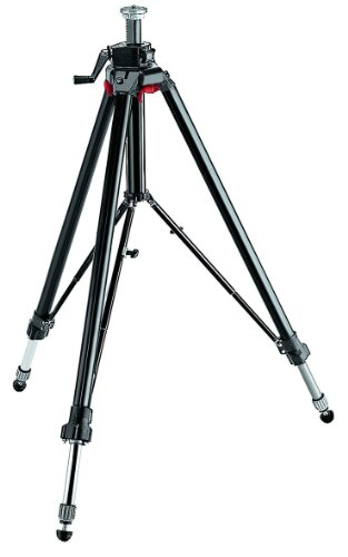 Cheapest Price for Manfrotto 058B Studio Camera Tripod With Leg Braces – Black Online