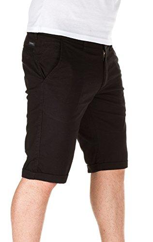 WOTEGA Herren Chino Shorts Bermuda Kallari black (9500)