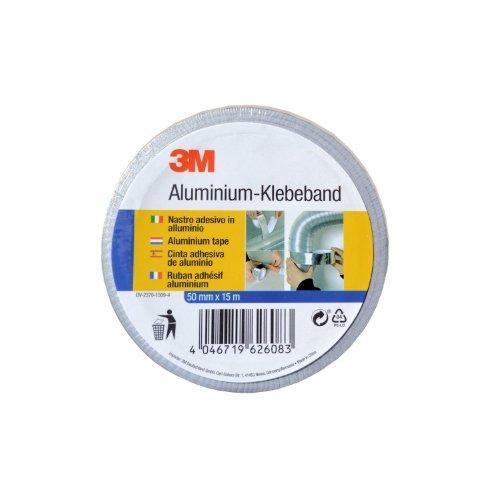 3M Aluminium Klebeband Tape 50mm x 15m